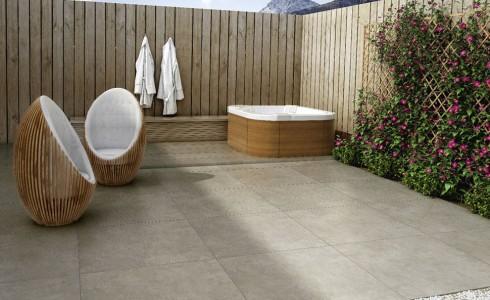Série my s'tile sand outdoor