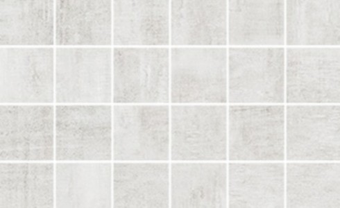 Série mosaico level white monocolor